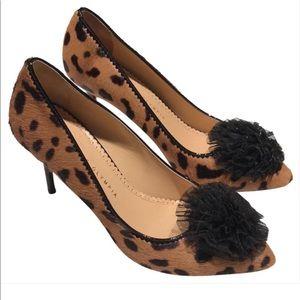 Charlotte Olympia Hyena/Black Desiree Pumps